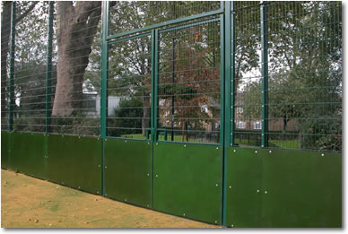 Fencing | Pro Sport Mesh System