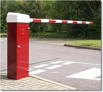 Commercial Gates & Automation | Rising Arm Barriers